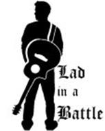 LAD IN A BATTLE