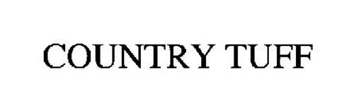 COUNTRY TUFF