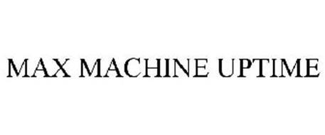 machine uptime