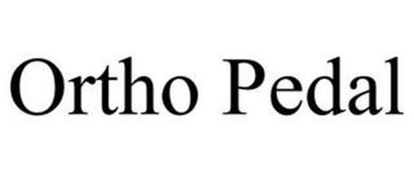ORTHO PEDAL