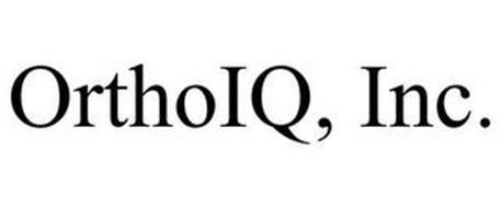 ORTHOIQ, INC.
