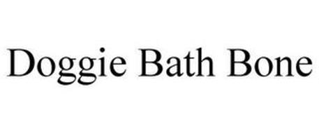 DOGGIE BATH BONE