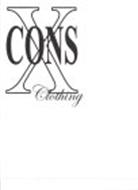 X CONS CLOTHING