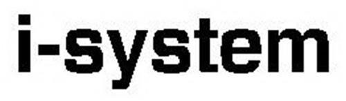 I-SYSTEM