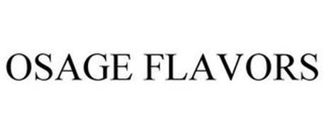OSAGE FLAVORS