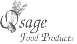 OSAGE FOOD PRODUCTS