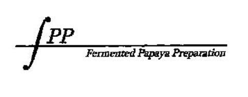 FPP FERMENTED PAPAYA PREPARATION