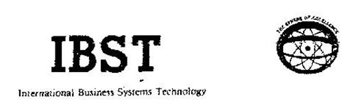 IBST INTERNATIONAL BUSINESS SYSTEMS TECHNOLOGY