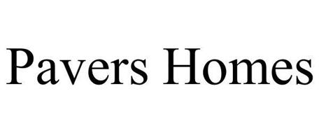 PAVERS HOMES