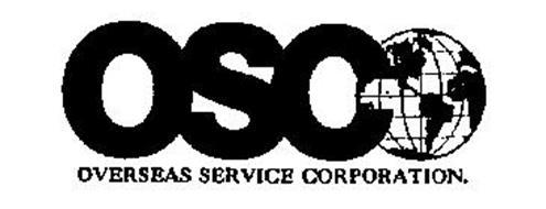 OSC OVERSEAS SERVICE CORPORATION.