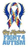 REY MYSTERIO FIGHT4AUTISM