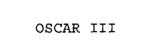 OSCAR III