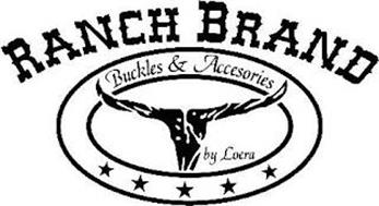 RANCH BRAND BUCKLES & ACCESORIES BY LOERA