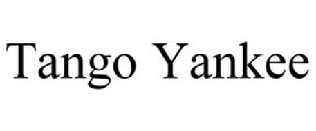 TANGO YANKEE