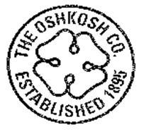 THE OSHKOSH CO. ESTABLISHED 1895