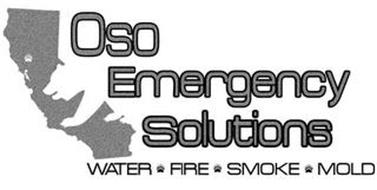 OSO EMERGENCY SOLUTIONS WATER FIRE SMOKE MOLD