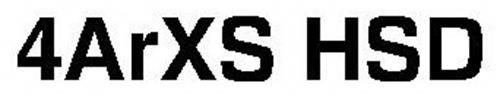 4ARXS HSD