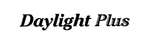 DAYLIGHT PLUS