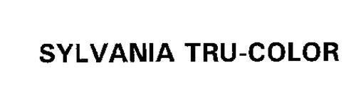 SYLVANIA TRU-COLOR