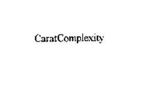 CARATCOMPLEXITY