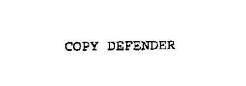 COPY DEFENDER