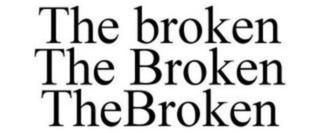 THE BROKEN THE BROKEN THEBROKEN