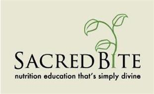 SACRED BITE NUTRITION EDUCATION THAT'S SIMPLY DIVINE