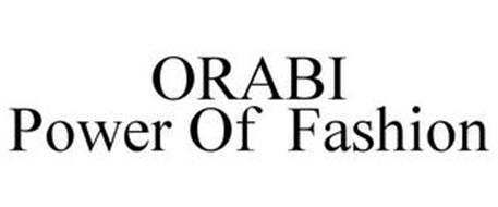 ORABI POWER OF FASHION