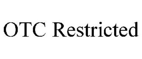 OTC RESTRICTED Trademark of OTC Markets Group Inc. Serial Number: 85287531 :: Trademarkia Trademarks