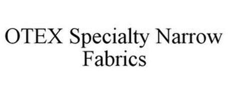 OTEX SPECIALTY NARROW FABRICS
