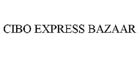CIBO EXPRESS BAZAAR