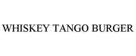 WHISKEY TANGO BURGER