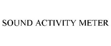 SOUND ACTIVITY METER