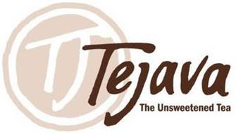 TJ TEJAVA THE UNSWEETENED TEA