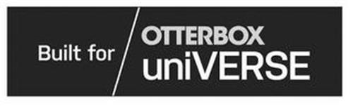BUILT FOR OTTERBOX UNIVERSE