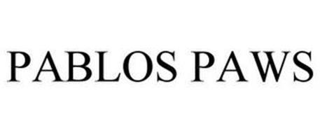 PABLOS PAWS