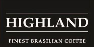 HIGHLAND FINEST BRASILIAN COFFEE