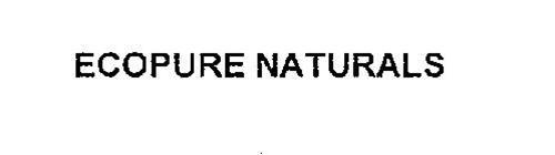 ECOPURE NATURALS