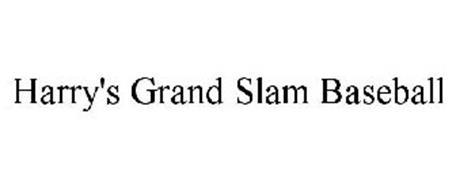HARRY'S GRAND SLAM BASEBALL
