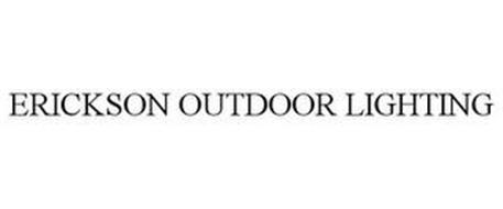 ERICKSON OUTDOOR LIGHTING