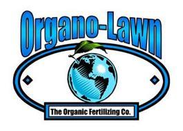 ORGANO-LAWN THE ORGANIC FERTILIZING CO.