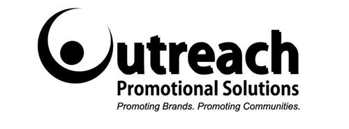 OUTREACH PROMOTIONAL SOLUTIONS PROMOTING BRANDS. PROMOTING COMMUNITIES.