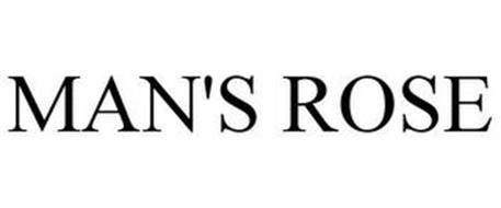 MAN'S ROSE