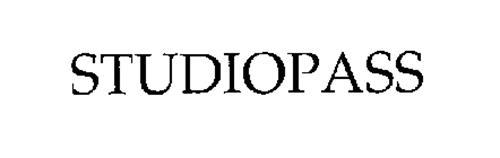 STUDIO PASS
