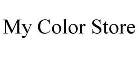MY COLOR STORE