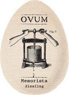 OVUM MEMORISTA RIESLING FIG. 6
