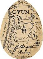 OVUM PACIFIC OCEAN OFF THE GRID RIESLING