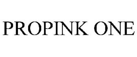 PROPINK ONE