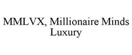 MMLVX, MILLIONAIRE MINDS LUXURY