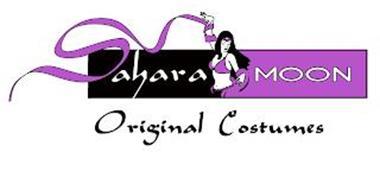 SAHARA MOON ORIGINAL COSTUMES